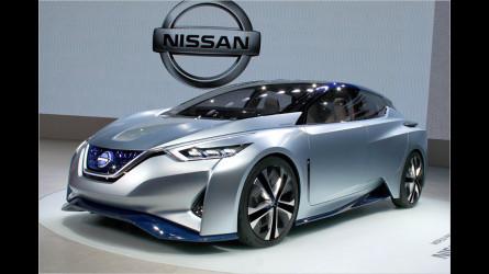 Nissan IDS Concept: Dieses Auto denkt mit