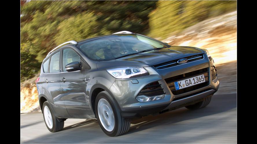 Ford Kuga (2013) im Test: Ein SUV für die ganze Welt