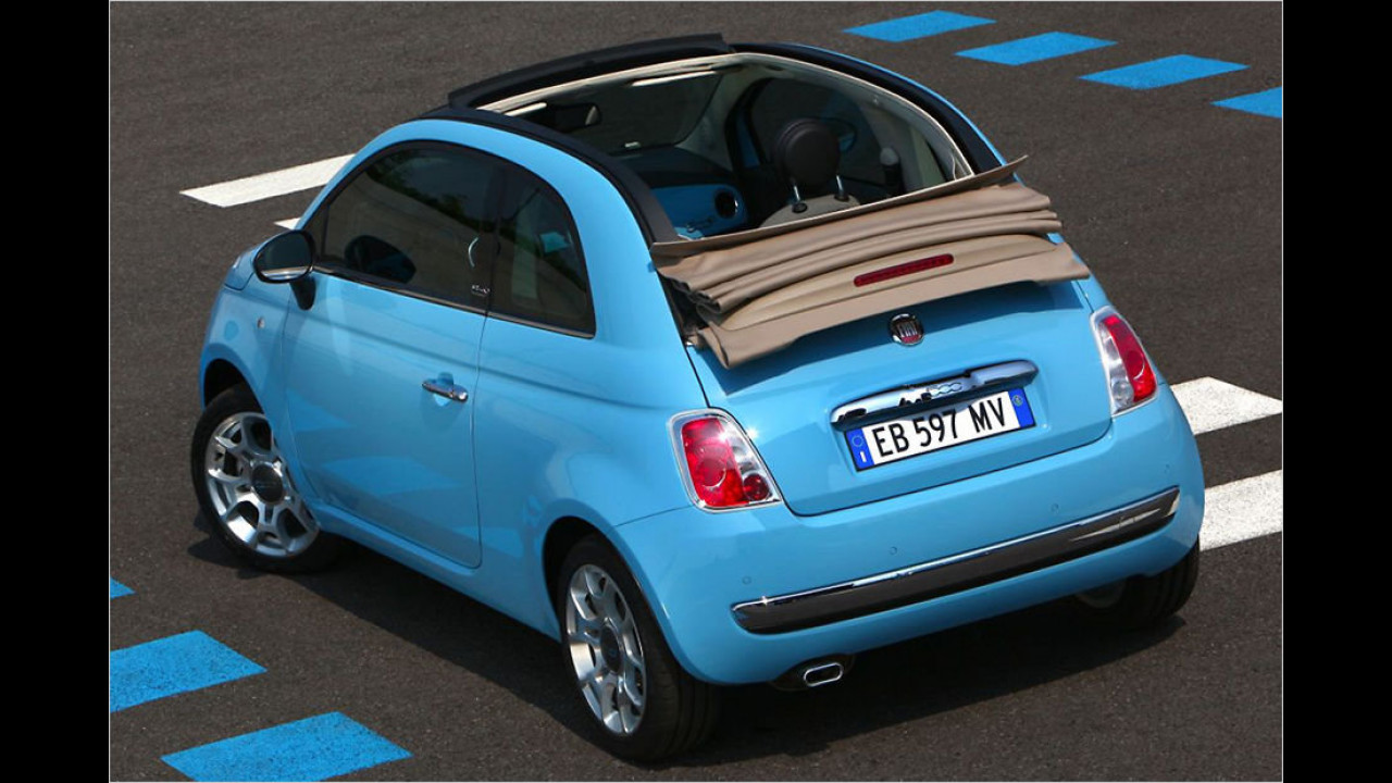 Fiat 500C (seit 2009)