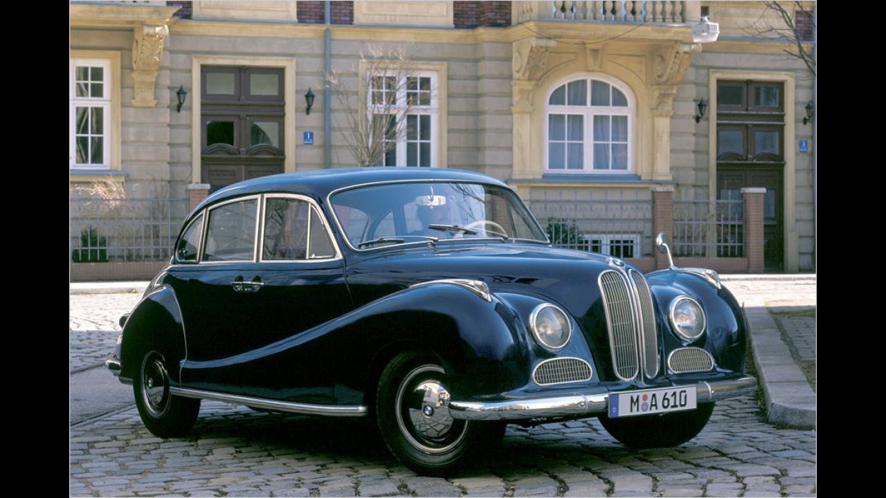 11. März 1954: 502 mit weltweit erstem V8-Leichtmetallmotor