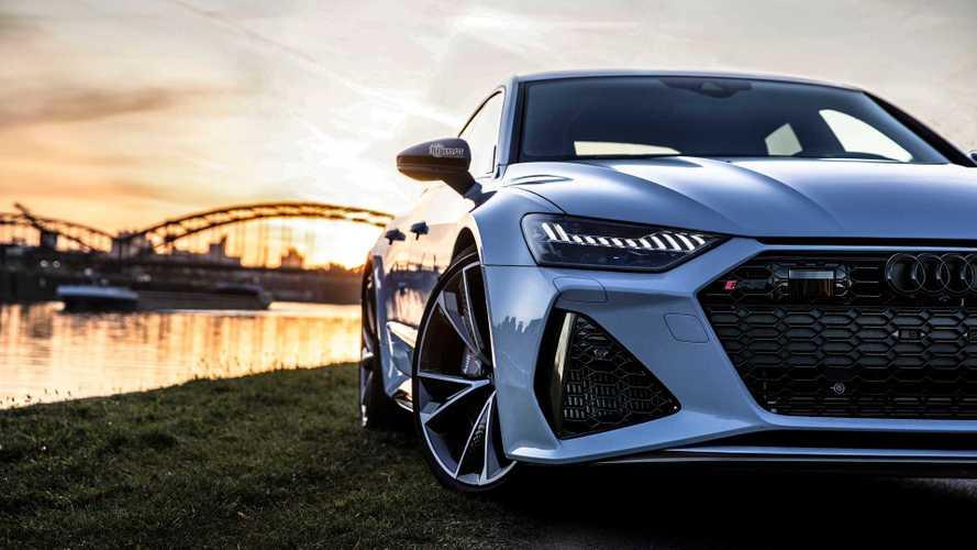 Эксперимент вскрыл обман Audi о разгоне RS7 Sportback