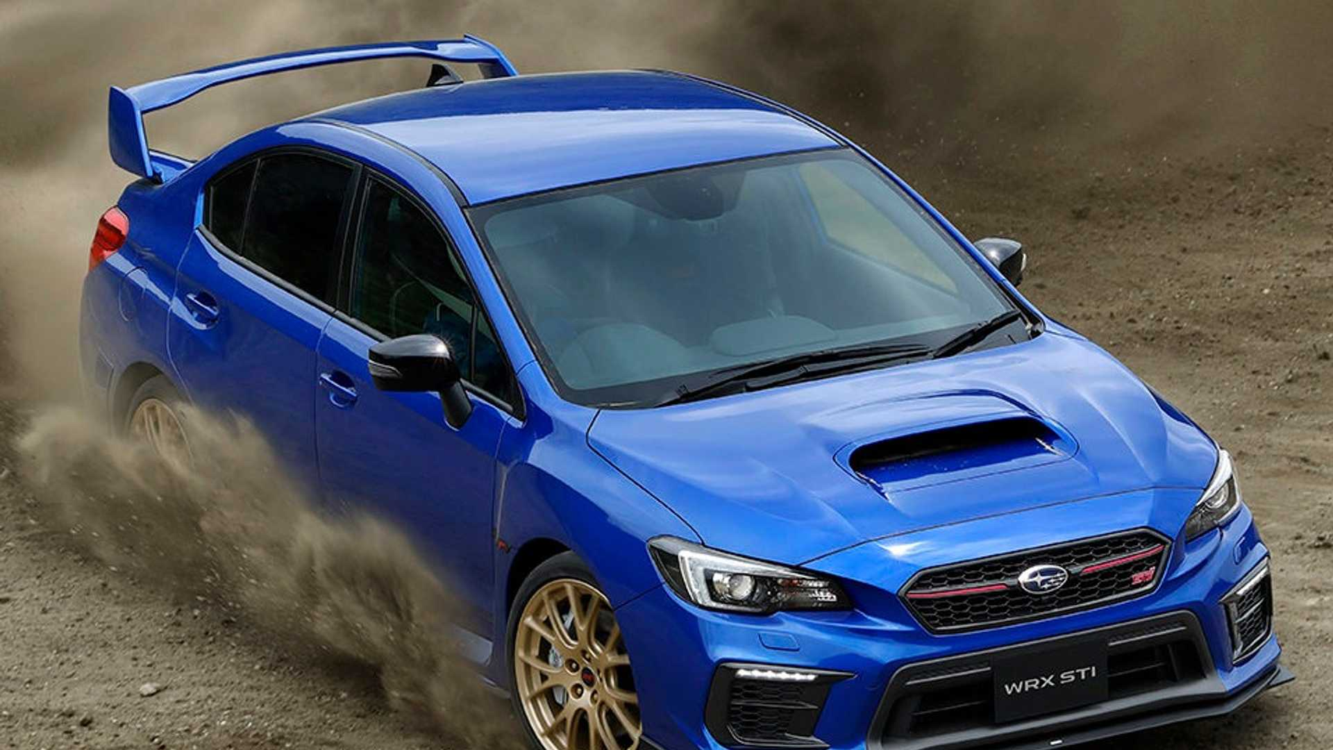 Impreza Wrx Sti >> Subaru Reportedly Teaming Up With Toyota For Next Gen Wrx