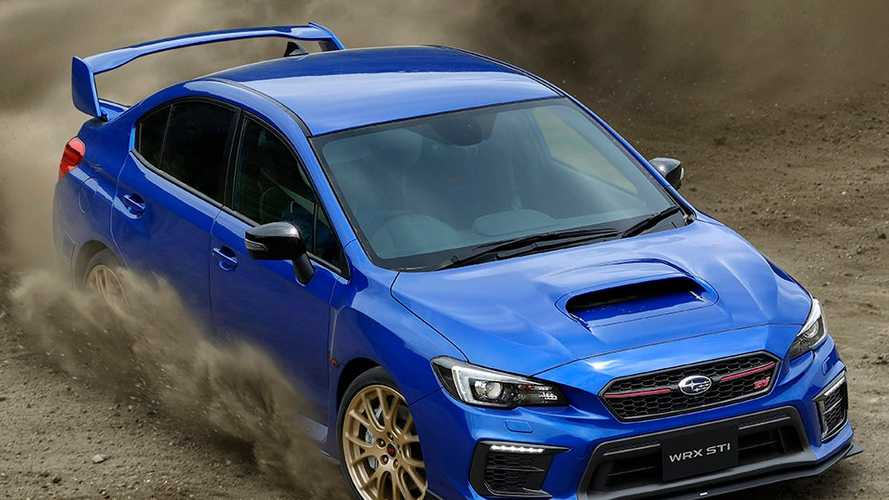Subaru Reportedly Teaming Up With Toyota For Next-Gen WRX