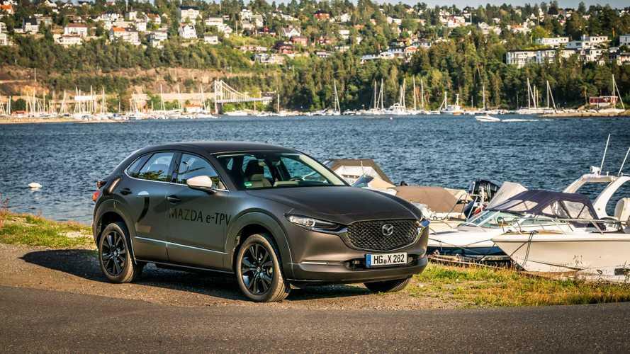 Mazda EV Coming To Tokyo Motor Show Next Month