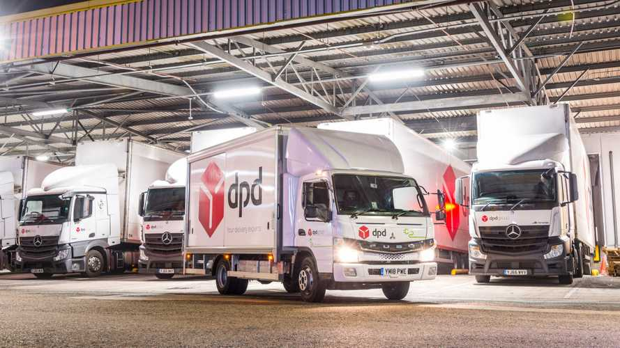 Fuso eCanter Fleet Reaches Mileage Mielstone Of 1 Million Kilometres