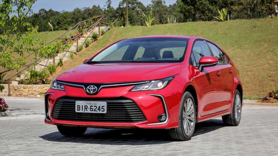 Black Friday: Toyota Corolla, Yaris e SW4 têm condições especiais