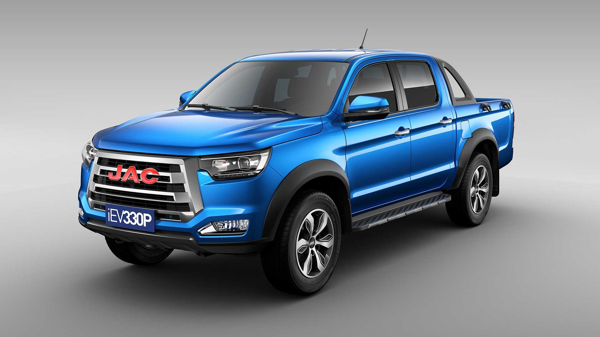 There's A Production Electric Pickup Truck, But Not For The U.S.