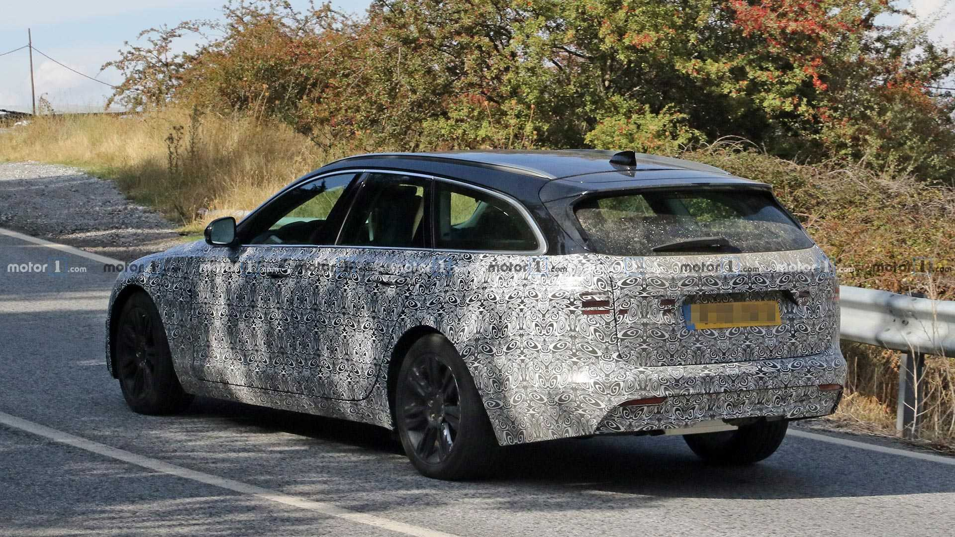 2020 Jaguar XF Restyling 18