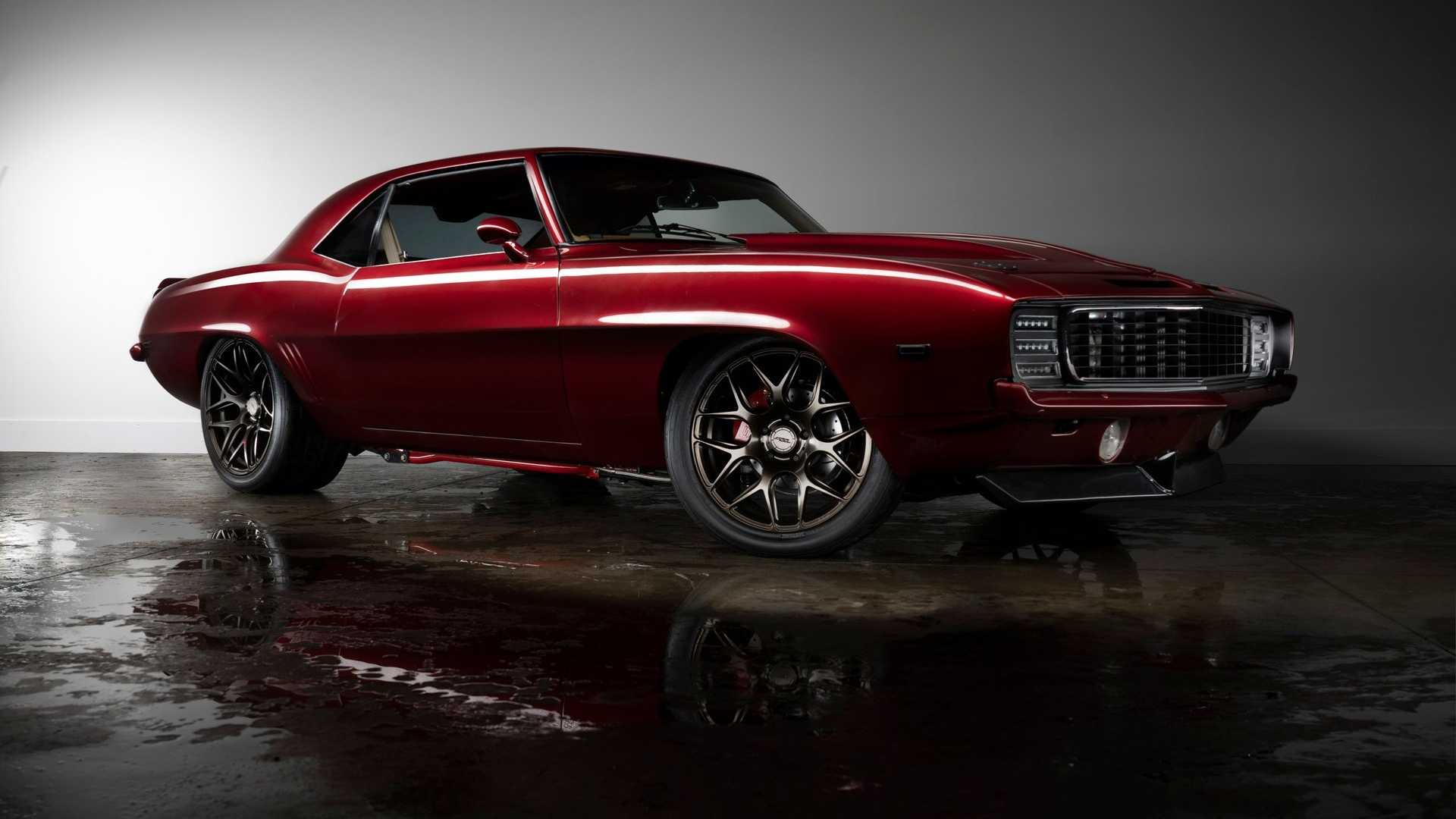 Own A 1969 Chevy Camaro Pro Touring Show Car For 129k Motorious
