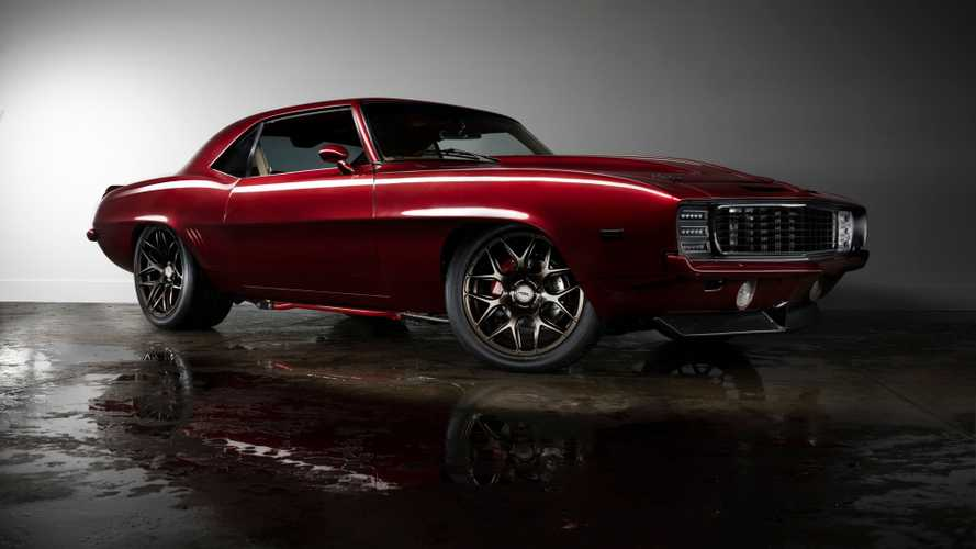 Own A 1969 Chevy Camaro Pro-Touring Show Car For $129K