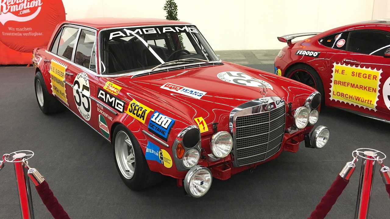 AMG Mercedes-Benz 300SEL W109 (1971 год)
