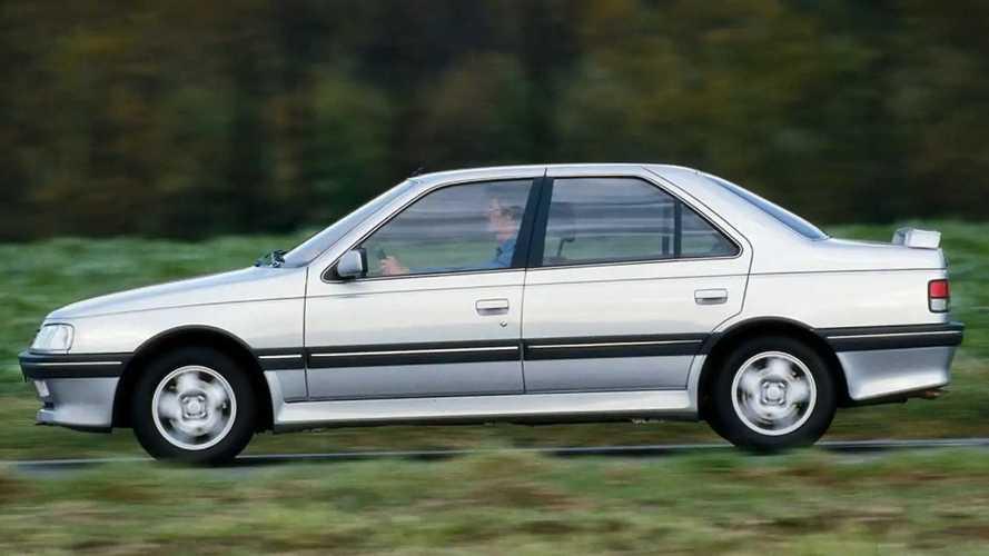 Peugeot 405 Mi16 1987