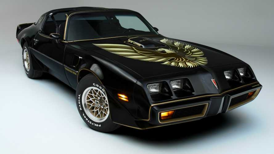 Enter Now To Win Bandit Trans Am Signed By Burt Reynolds Before It's Too Late