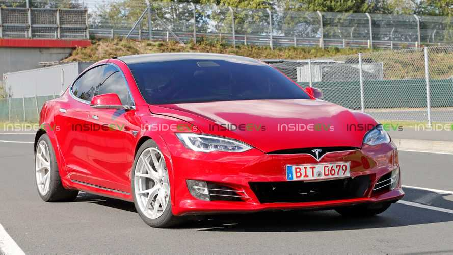 Porsche CEO Backs Tesla Model S Nurburgring Record Attempt