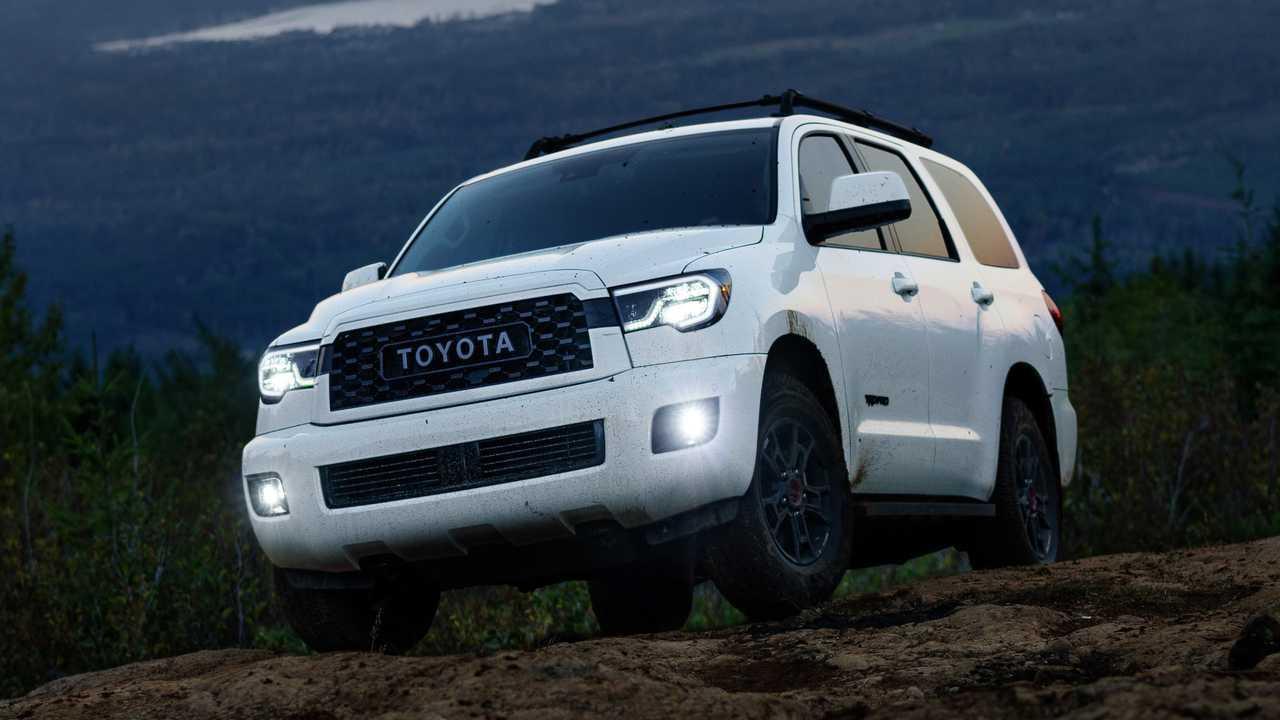 9. Toyota Sequoia - 9.9 años