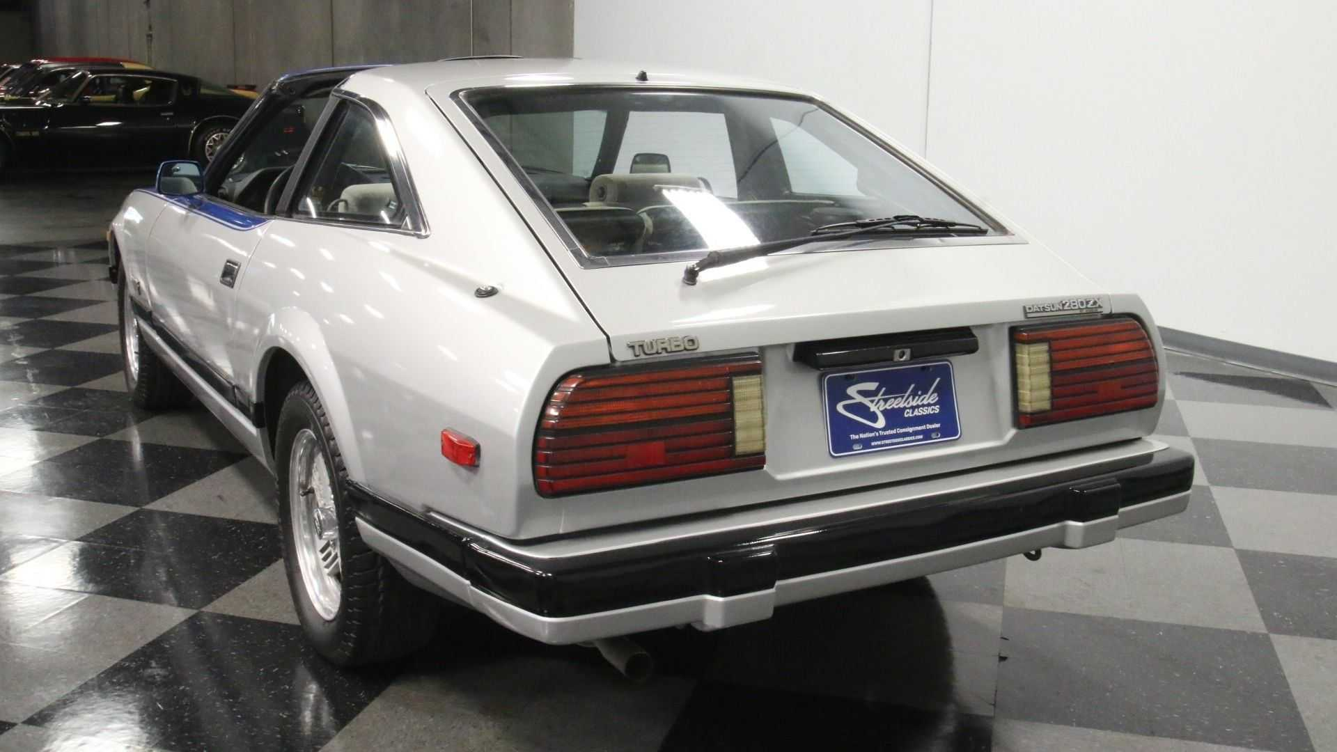 "[""Let A 1982 Datsun 280ZX Turbo Move You""]"