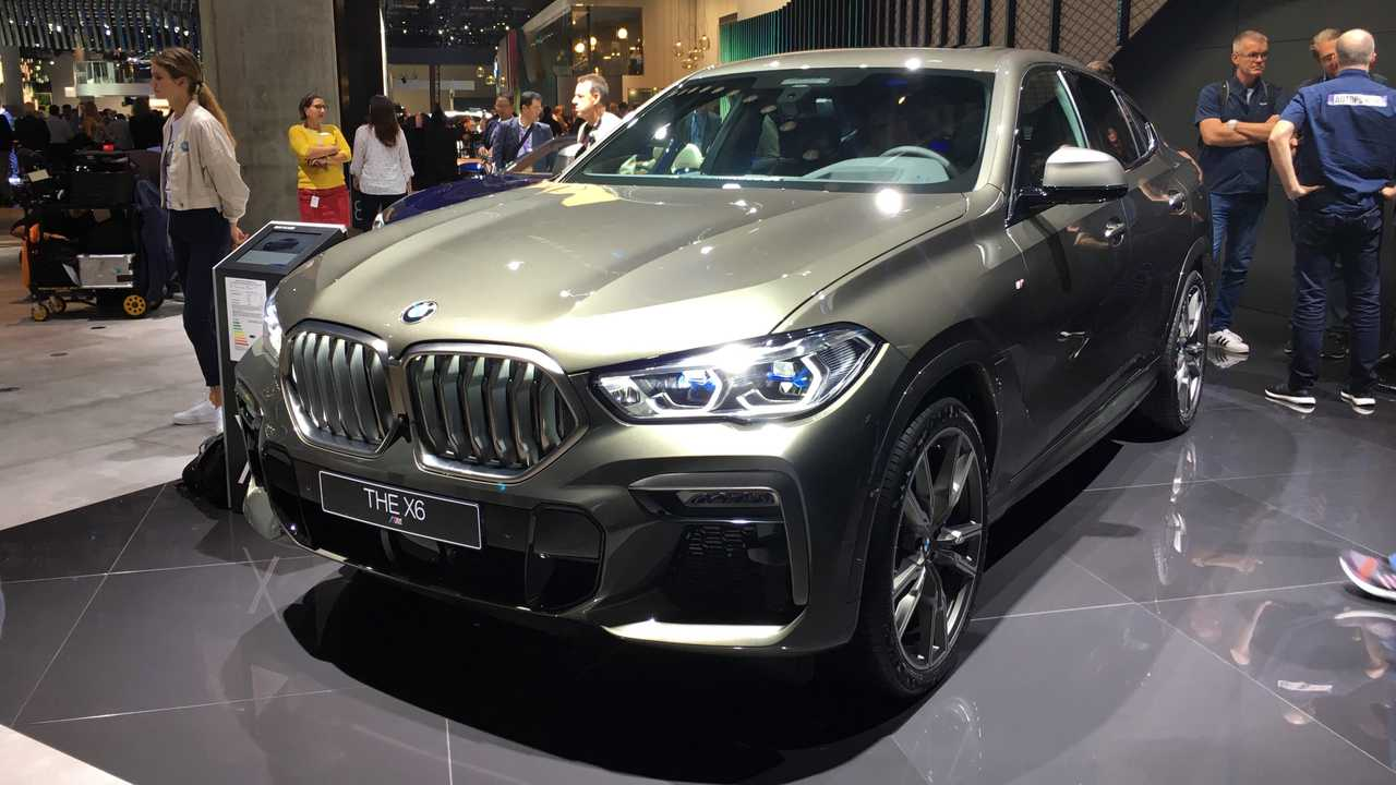 TOP-5 relevant for Russia IAA 2019 models
