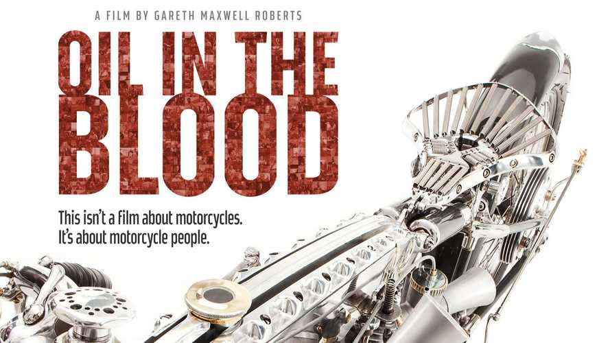 "A New Film ""Oil In The Blood"" Is Serious Motorcycle Porn"