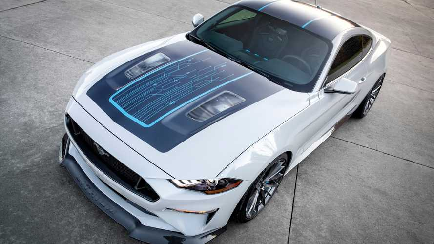 Ford suggests Mustang EV is only a matter of time