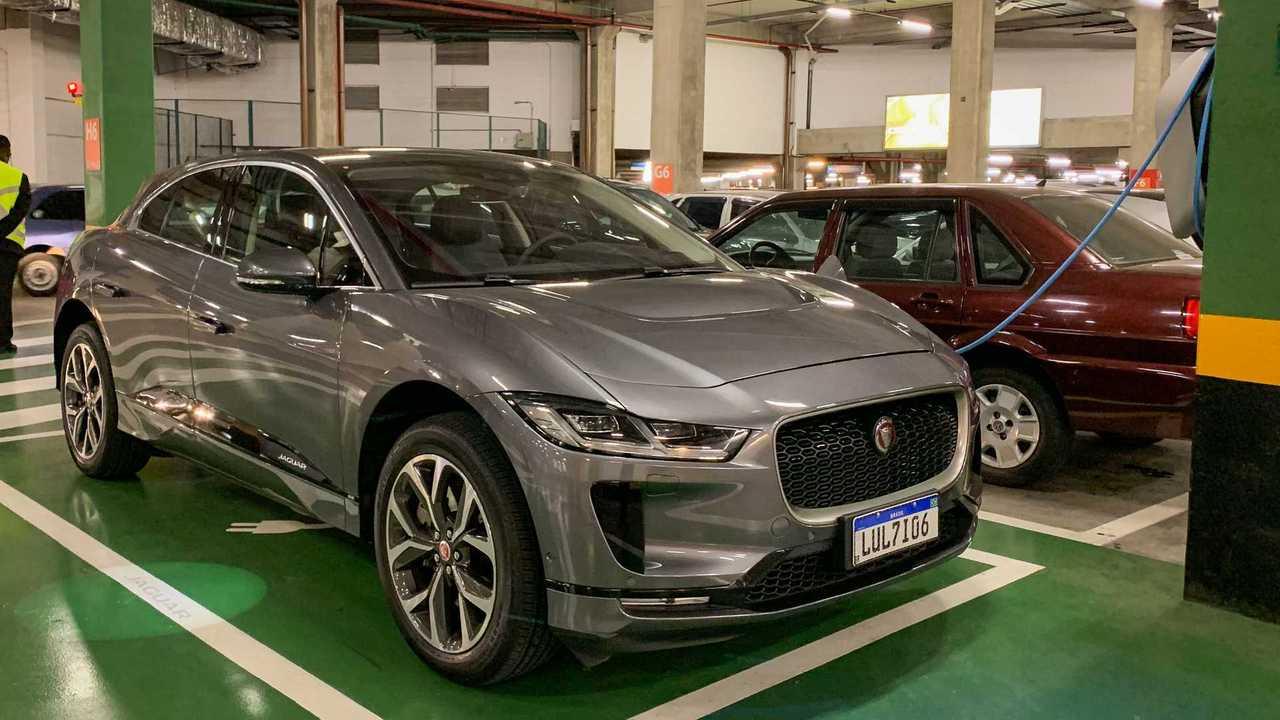Teste: Jaguar I-Pace (BR)