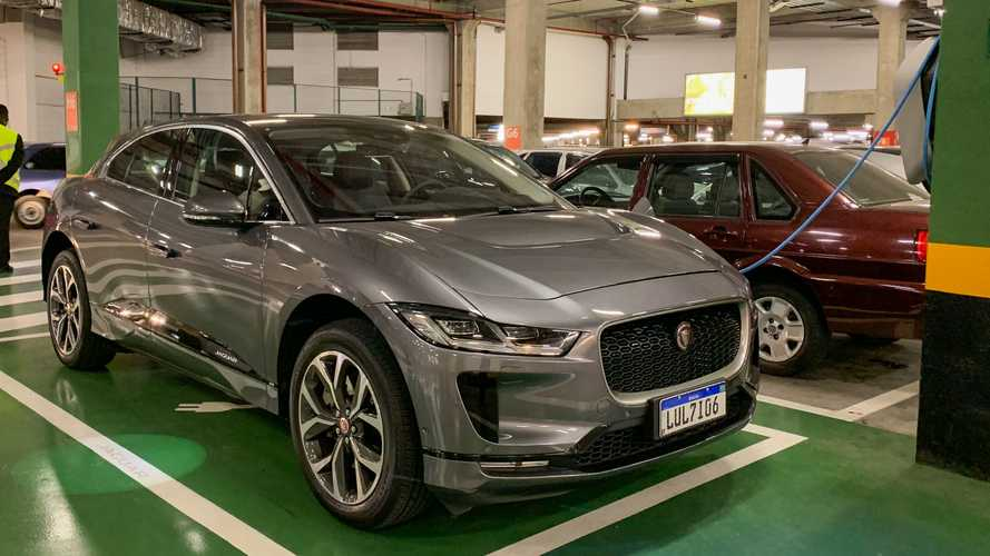 Teste: Jaguar I-Pace e a evolução da estrutura elétrica no Brasil