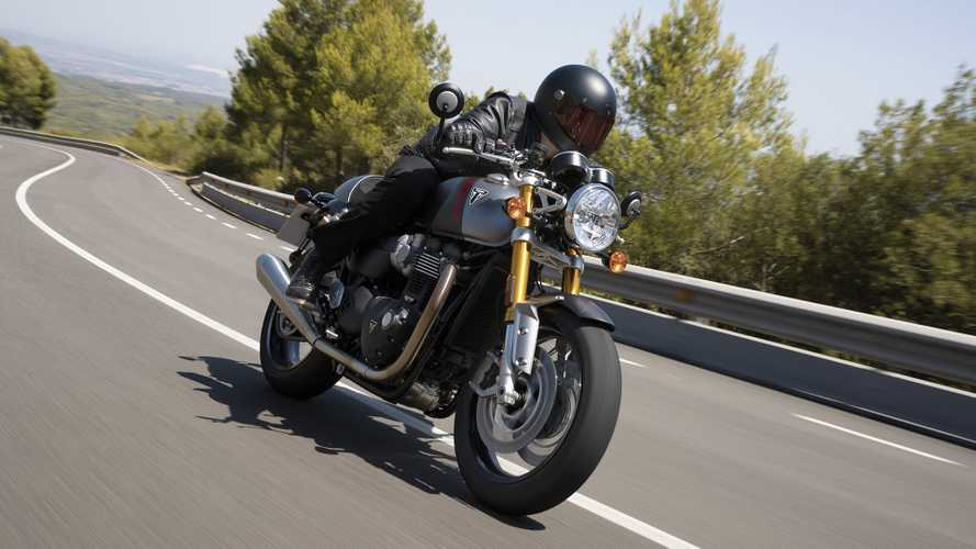 Triumph Shows Off New Thruxton RS With More Bite