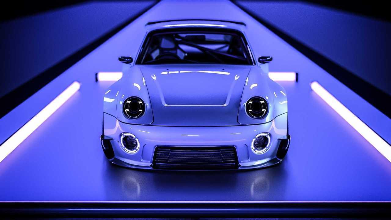 Porsche 993 modernized