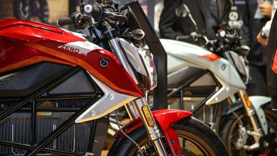 Tutto l'elettrico di Motor Bike Expo 2020