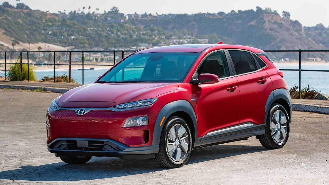 Hyundai Kona EV - $36,950