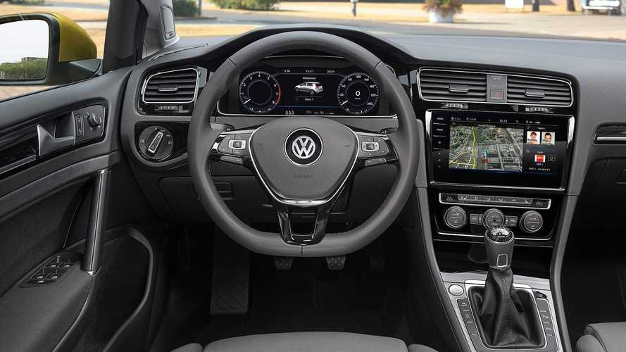 Volkswagen Golf 8 And 7 Comparison