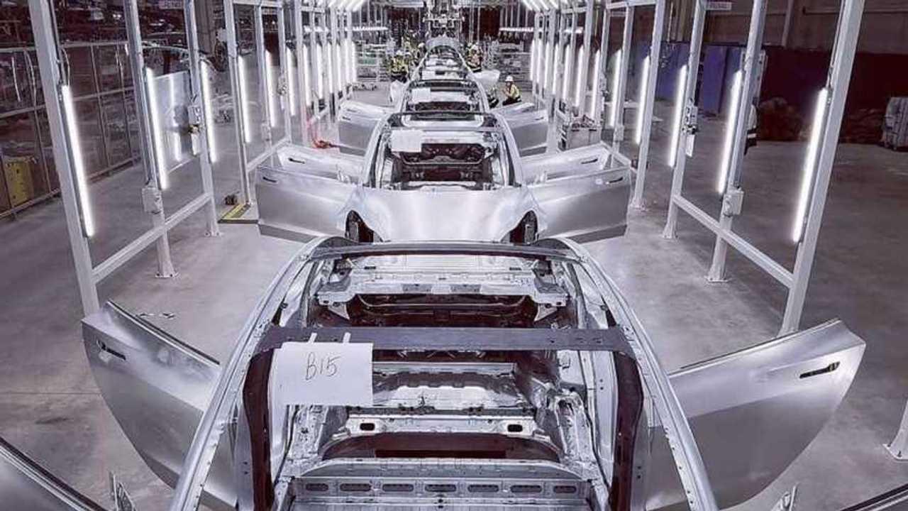 Tesla Gigfactory 3