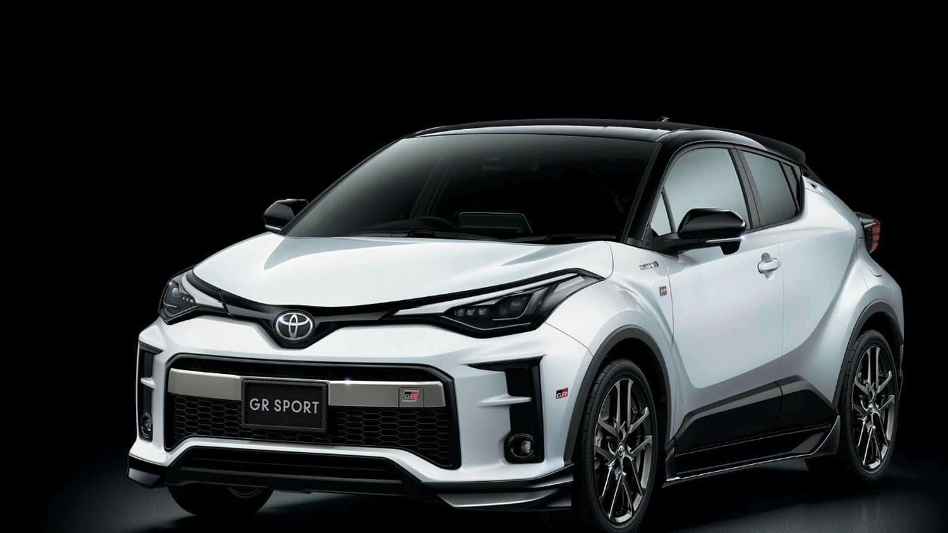 Toyota C-HR Facelift (2019) 23