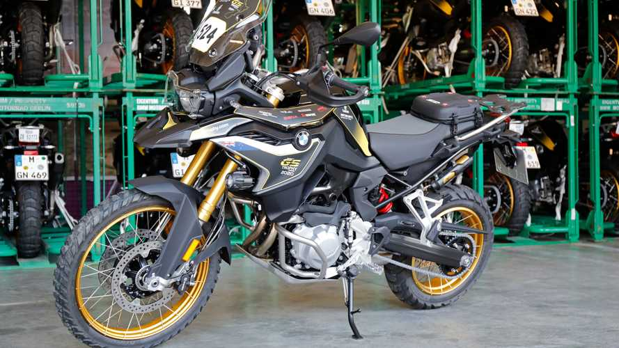 BMW GS Trophy Oceania, le F 850 GS Adventure pronte per il raid