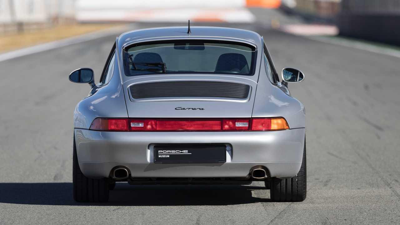 Porsche 911 (993)