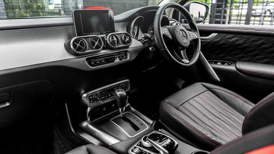 Mercedes-Benz Clase X preparado por Kahn Design