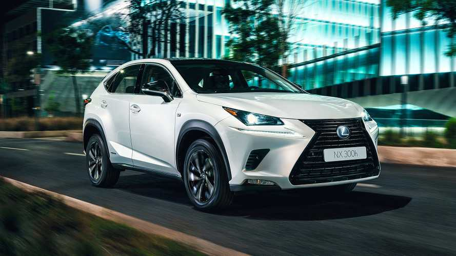 2021 Lexus NX gets 'intelligent' parking sensors as standard