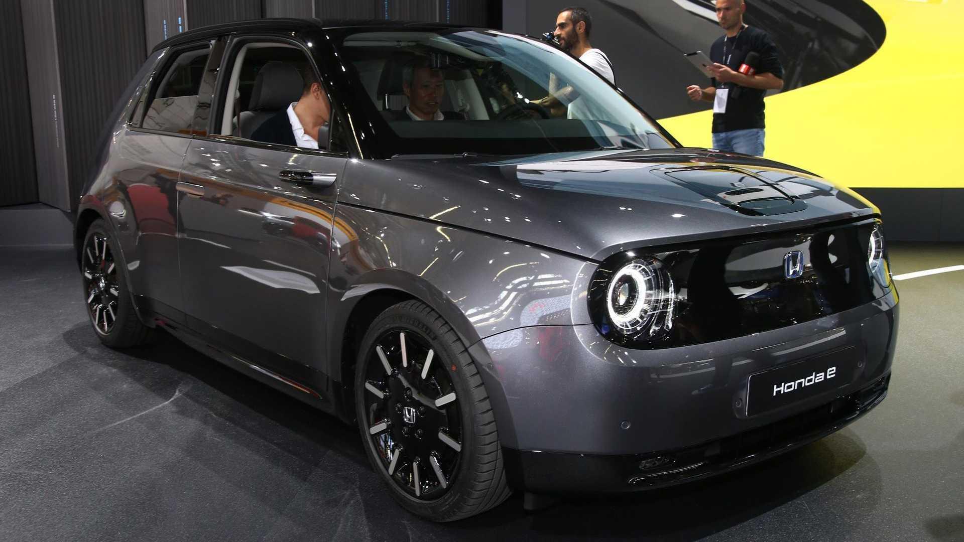 2020 Honda Urban Concept