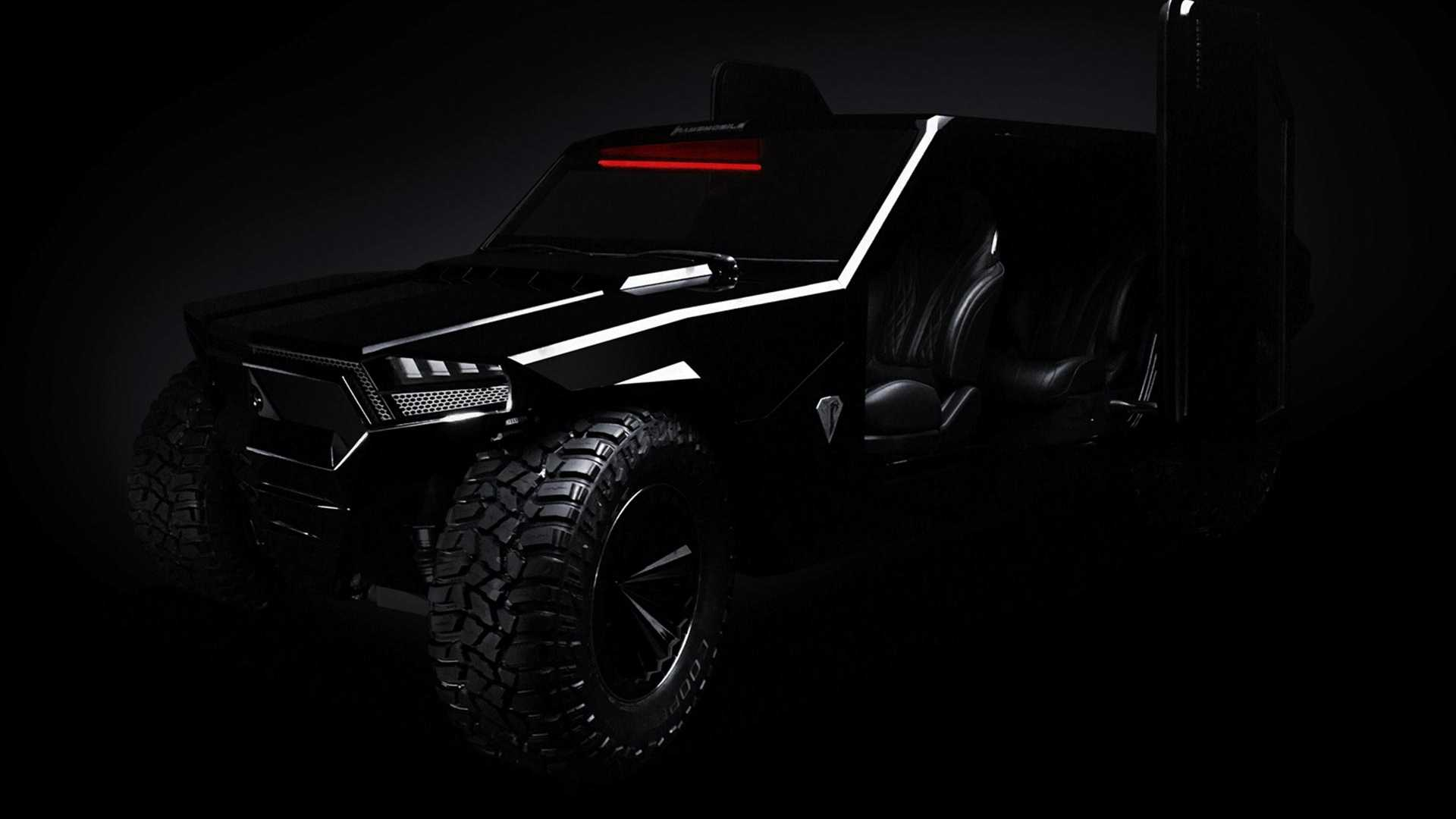 Ramsmobile RM-X2 Arrives Claiming To Be The Hypercar of SUVs