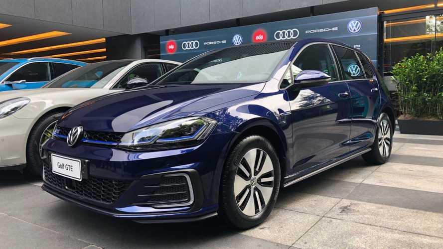 Híbrido plug-in, VW Golf GTE começa a ser vendido por R$ 199.990