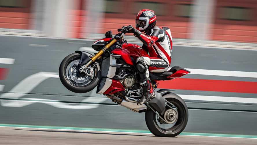 Ducati riduce la distanza dal 2019. Streetfighter V4 la rossa più venduta