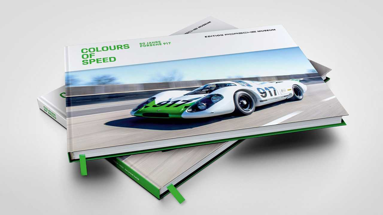 Colours of Speed: 50 Jahre Porsche 917