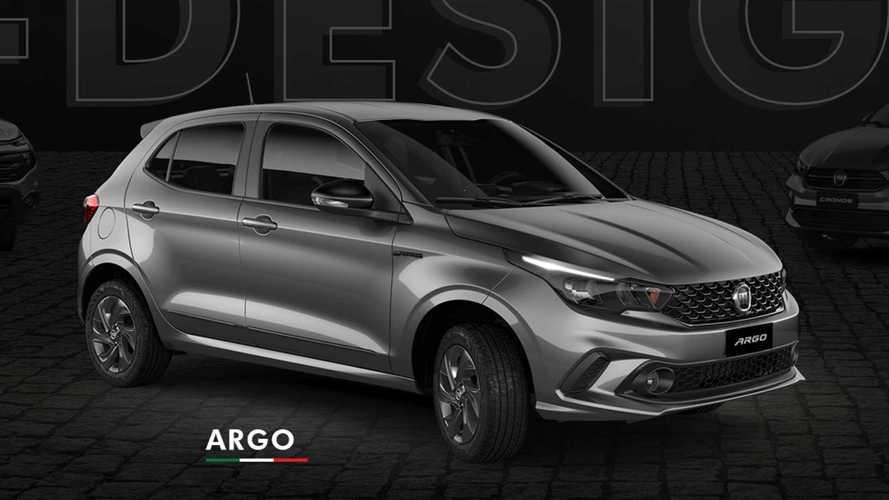 Fiat Argo e Cronos S-Design chegam às lojas a partir de R$ 57.480