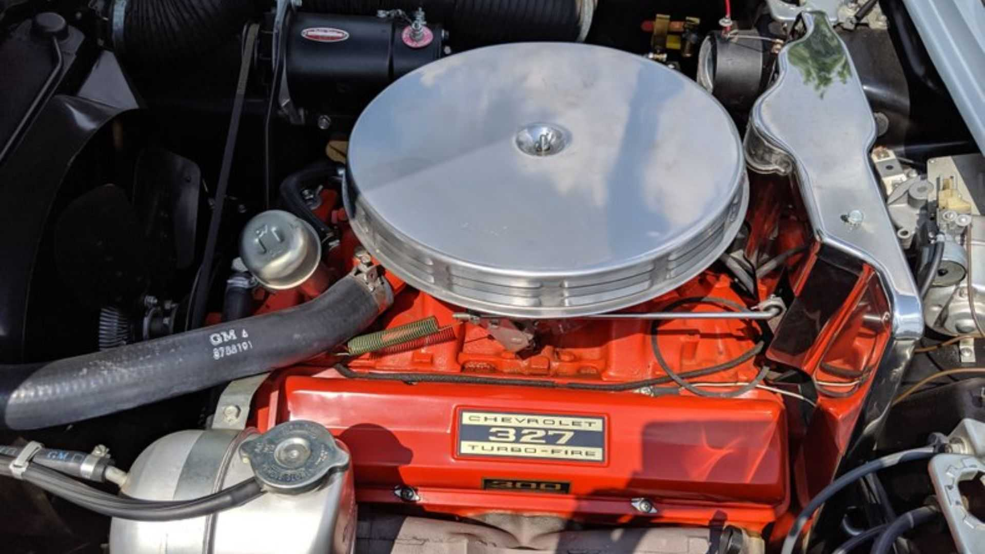 """[""""1962 Chevy Corvette Convertible Selling At No Reserve""""]"""