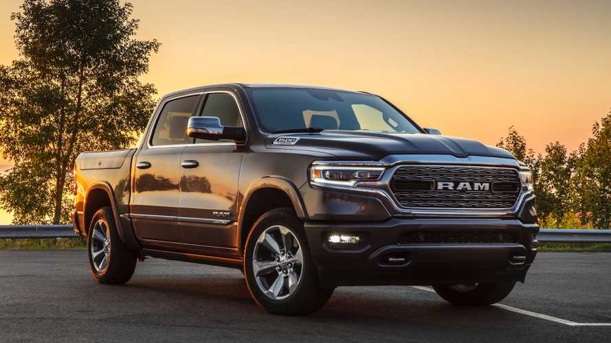 Ram 1500, Hyundai Palisade Earn IIHS Top Safety Pick+ Awards