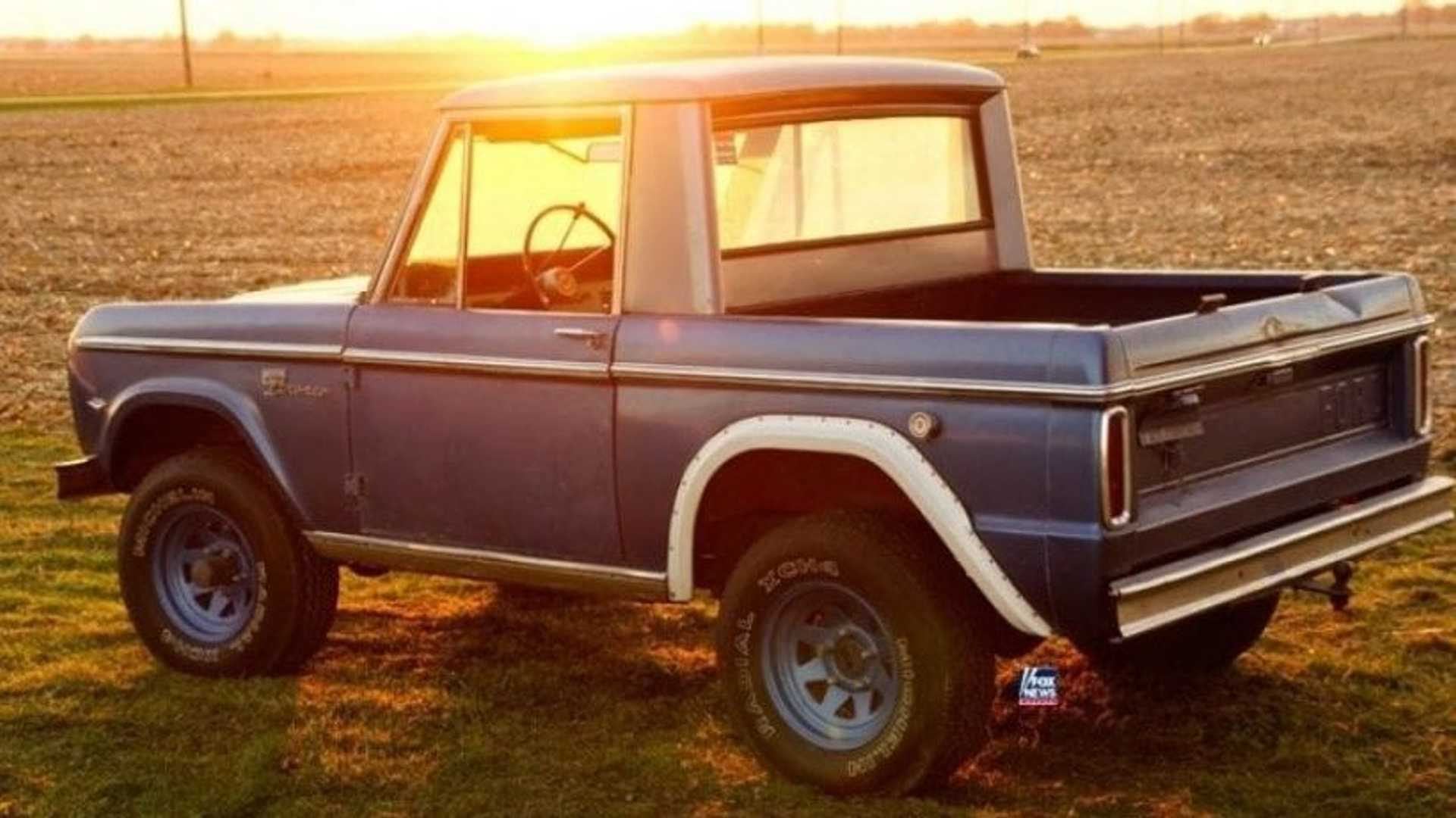 "[""Very First Bronco Ever Built Has Ties To Carroll Shelby""]"