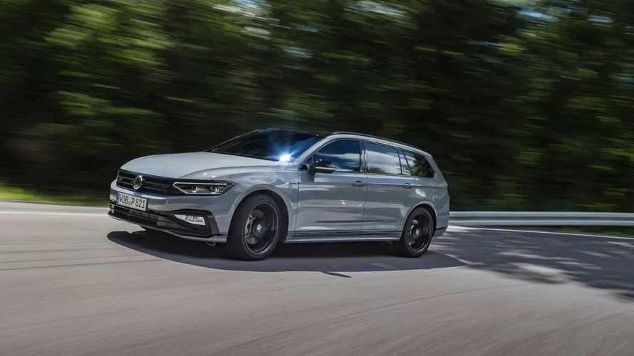 Primera prueba Volkswagen Passat 2020