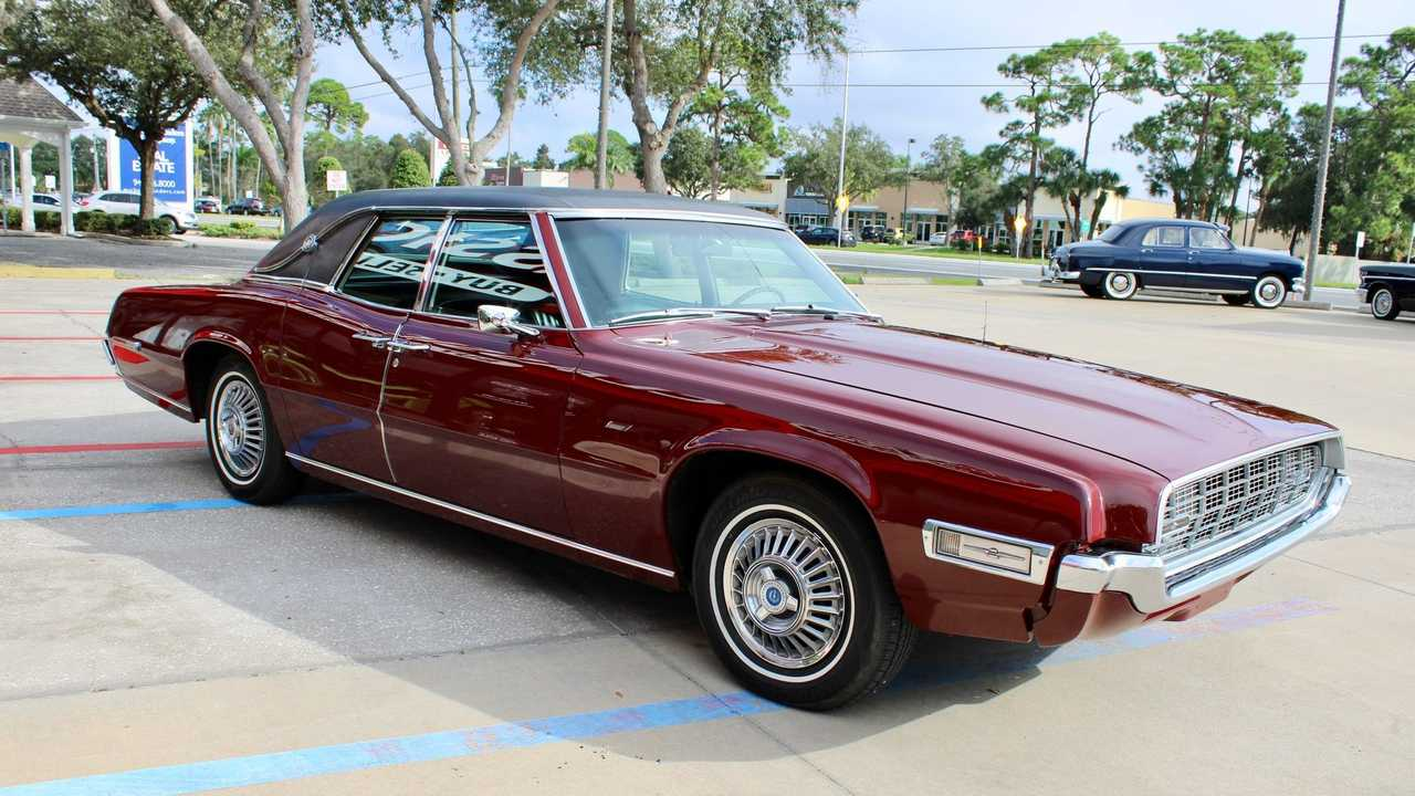 Own This Rare 1968 Ford Thunderbird With Just 26K Miles