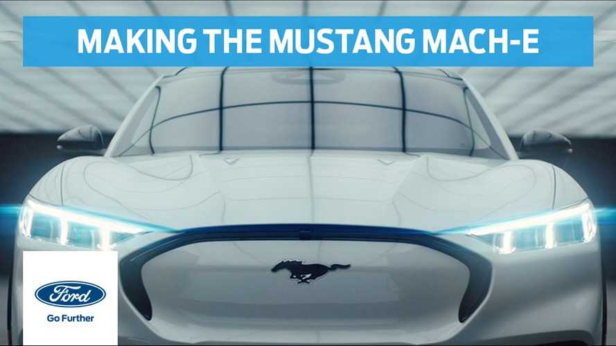 Ford Mustang Mach-E Documentary Explains How The EV Was Created