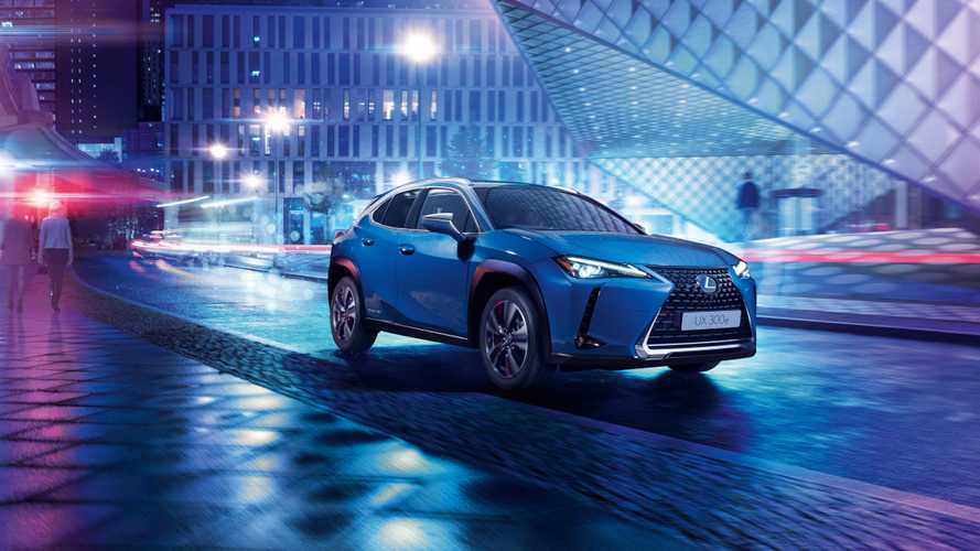 Lexus UX 300e Range, Power and Performance Revealed