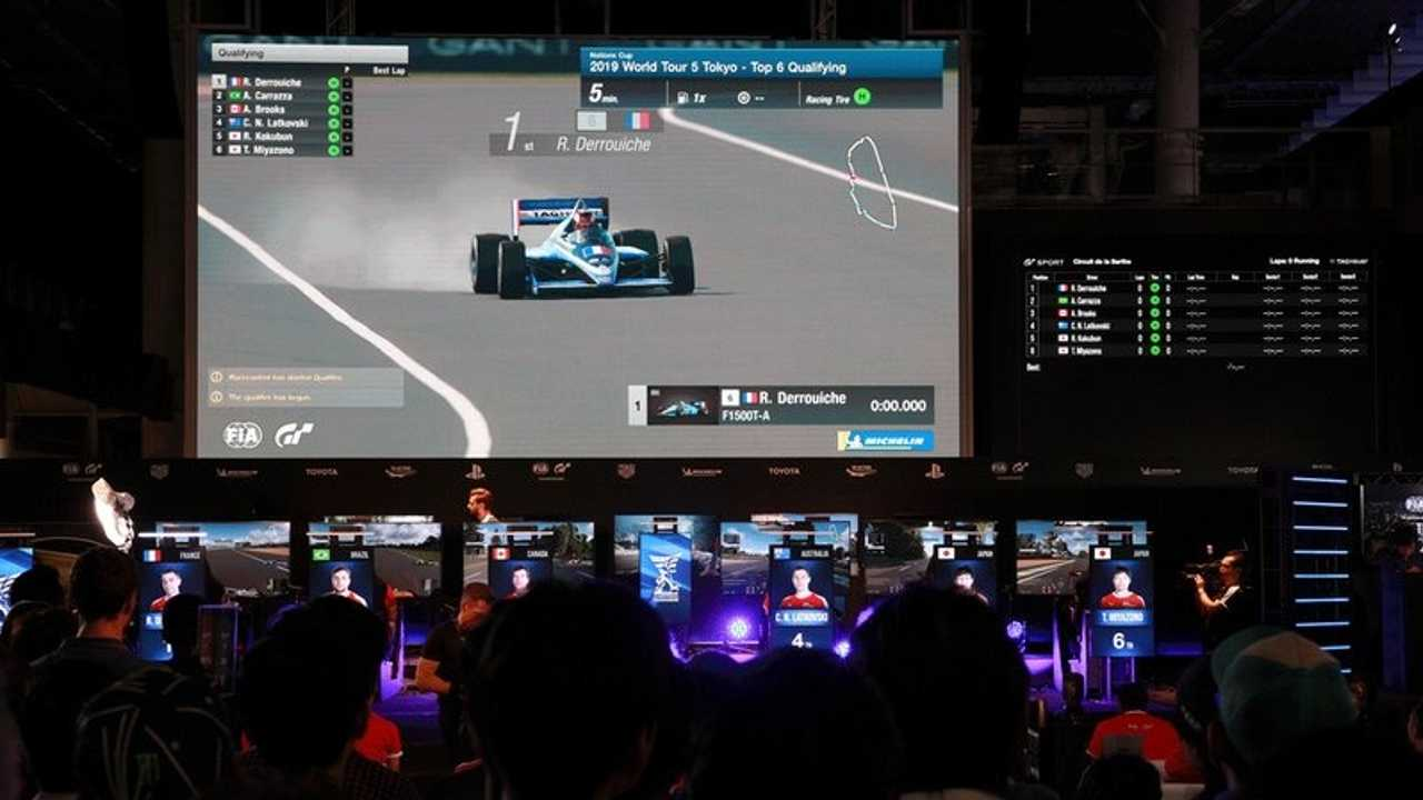 FIA Gran Turismo Live World Tour